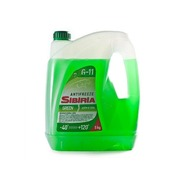 SIBIRIA ANTIFREEZE -40 зеленый 5кг